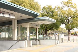 駅に近い・駐車場完備