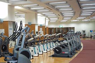 長居 トレーニングセンター