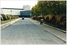 昭和61年11月 正面通路