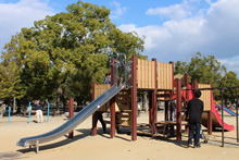 The south child open space